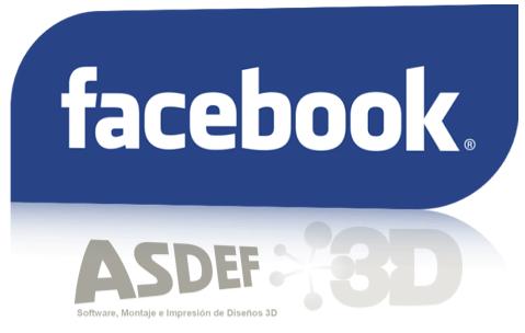 ASDEF3D en Facebook