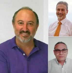 """Chema Escrivá (FACTOO), Juan Simó (CEEI Alcoy) y Jorge Satorre (ASDEF), ponentes en la Jornada """"Trabajar a Distancia"""""""