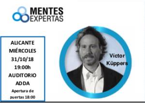 ASDEF y  Víctor Küppers, comparten actividad en Alicante