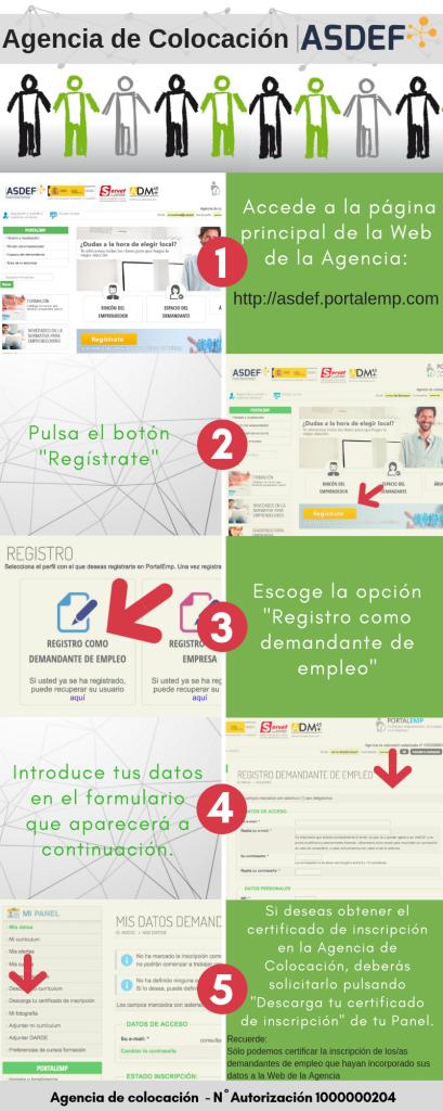 Regístrate y Descarga tu Certificado de Inscripción en nuestra Agencia